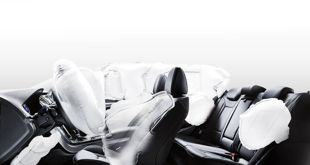 9-airbag system